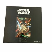 Star Wars Fine Art Collection #1 Comic Variant 1000 PC Jigsaw Puzzle