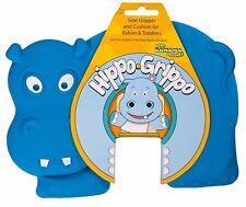 Baby Banana Hippo Grippo High Chair Seat Gripper, Blue for Babies & Toddlers NEW