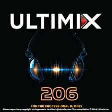 Ultimix 206 CD Ultimix Records Michael Jackson & Justin Timberlake One Republic