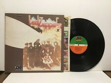 Led Zeppelin II 2 LP Record 1st Press RL SS Robert Ludwig Holy Grail HOT MIX VG+