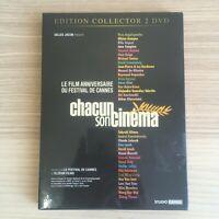 Chacun Son Cinéma - Edition Collector 2 DVD - Festival Cannes - Sigillato - RARO