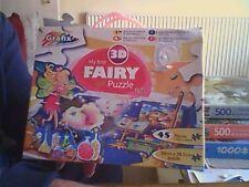 45 Piece Jigsaw My First Fairy Puzzle Grafix