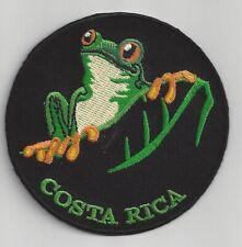 Costa Rica Souvenir Patch #3