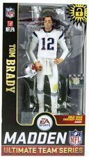"McFarlane Walmart Exclusive Tom Brady Madden NFL 19 Patriots 6"" Action Figure"