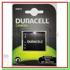 Batteria Ricaricabile DURACELL DR9714 = SONY NP-BG1 NP-FG1 x DSC-H90 -T100 -W300