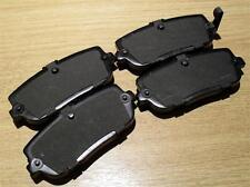 Rear disc brake pad set, Mazda MX-5 mk3 NC 2005-14, MX5 4 x pads for 280mm discs