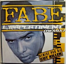 FABE : L'IMPERTINENT (REMIX CUT KILLER) - [ 3T CD SINGLE ]