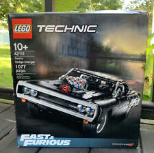 2020 LEGO 42111 NEW Technic Fast & Furious Dom's Dodge Charger 1077 Pcs SEALED