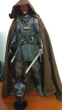 """1:6 Scale 12"""" Action figures Doll Toy Accessory Brown Cape Cloak Model Toy"""