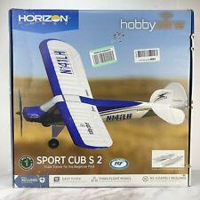 Hobbyzone Sport Cub S Rtf Ready To Fly V2 Beginner Rc Airplane Safe Tech Read!