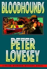 Bloodhounds (Peter Diamond Mystery), Lovesey, Peter, 0892966459, Book, Good