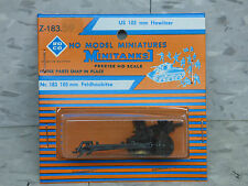 Roco Minitanks / Herpa (New) WWII US M2 A1 105mm Field Howitzer Lot 461K