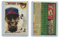 1954 Topps Reprint #94 ERNIE BANKS Chicago Cubs Rookie RP Card