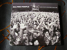Slip Double: Blur : All The People : Live At Hyde Park 2nd July 2009  Sealed