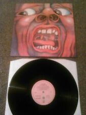 KING CRIMSON - IN THE COURT OF THE CRIMSON KING LP MINT!!! UK 200G GATEFOLD 2010