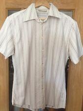 Full Circle Men's Cotton Short Sleeved Shirt. Size L