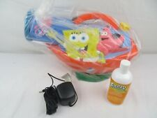2006 SpongeBob SquarePants A Ha! Toys Bubble Machine