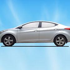 Fit For Hyundai  Elantra 2011-2016 Sedan Front Back Side Window Sunshade  4pcs