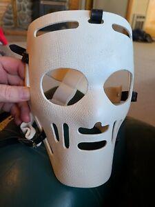 Lefty wilson style Vintage goalie mask