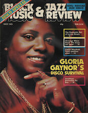 Gloria Gaynor on Black Music Magazine Cover May 1979  Lester Bowie Keith Tippett