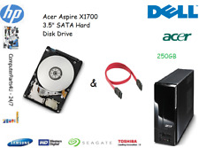 "250GB Acer Aspire X1700 3.5"" SATA disco duro (HDD) de reemplazo/UPGRADE"