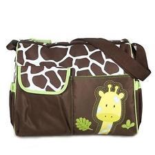 Baby Changing Diaper Nappy Bag Mummy Mother Handbag Multifunctional Stroller US