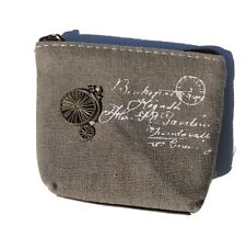 small coin purse zip