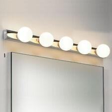 Astro Cabaret 5 0957 Bathroom wall light 5 x 25W G9 IP44 Polished chrome finish