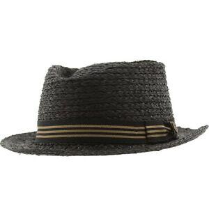 Brixton Delta Hat (black)