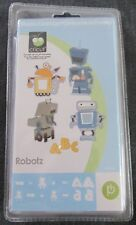 CRICUT Machine Cartridge ROBOTZ Brand New Sealed Package Project Robots Science