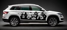 NIGHTMARE BEFORE CHRISTMAS TOWN JACK MOON GRAPHIC VINYL TRIBAL DECAL CAR TRUCK
