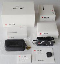 Leica Z2X JAGUAR edition complete boxed & Comme neuf!!! Probablement jamais tiré un film roll