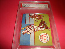 1943 R302 -1 MP & CO  Jimmy Foxx  psa 5.5  Chicago Cubs   (068) only 2 better