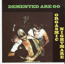 Demented Are Go - Orgasmic Nightmare CD - 1991 recordings Psychobilly