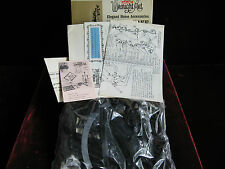 RARE Vintage Life-Like, Dual Sconce Candle Holder Crafters/Model/Kit 1966 USA A+