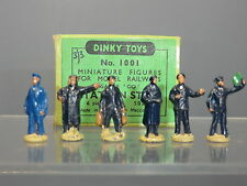 DINKY TOYS G/S No.I001 RAILWAY STATION  PERSONNEL  VN MIB