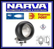 NARVA LED SPOT BEAM WORK LIGHT LAMP, PENCIL L.E.D 900 LUMEN 12 24 VOLT NEW 72447