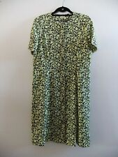Viyella Vintage 70's Dress. UK 10 - Big Fit.