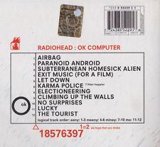 Radiohead , OK Computer ( 2 × Vinyl_180g_Gatefold )