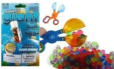 Giant Fish Eggs & Scooper Sensory Tactile Play Autism ADHD Special Needs