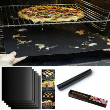 Non-Stick Oven Liner Teflon Baking Large Aide Dishwasher Reusable Spill Mat HOT