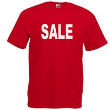 SALE T-Shirt SSV WSV Schlussverkauf Laden Werbung Schaufenster