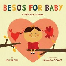 Besos for Baby: A Little Book of Kisses-ExLibrary