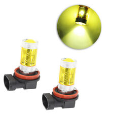 Gold&Yellow 4300K CREE H8 H11 30W LED Replacement Bulb Fog Lights Driving Lamps