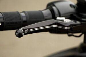 BMW R Ninet Racer Brake Lever ABM 2Stripes