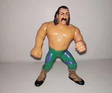 Figura/e Jake the Snake (Jake la serpiente)Hasbro Wresling 1990 Titan Sports