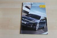 80220) Opel Signum Prospekt 08/2005