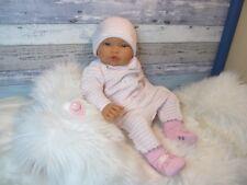 ninisingen Reborn Baby Reallife Hannah Puppe Babypuppe Rebornbaby ca.55 cm