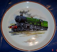 Derick Bown Train Plate KING GEORGE V