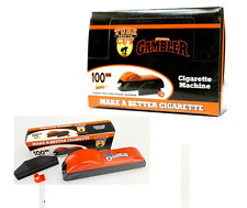 1x Roller ( Gambler Tube Cut 100MM 100s 100 ) Cigarette Rolling Machine RYO